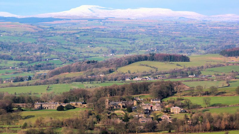Top 5 Country Hikes in Lancashire
