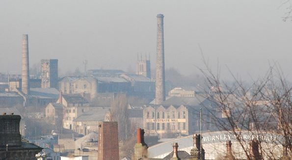 The Cotton Mill Towns of Lancashire