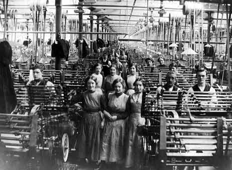 The Cotton Mill Towns of Lancashire - Lancashire Villages